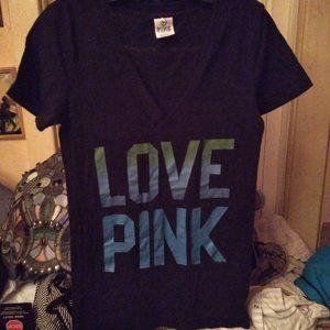 VS Love Pink Tee